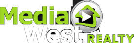 Logo Footer - Media West Realty